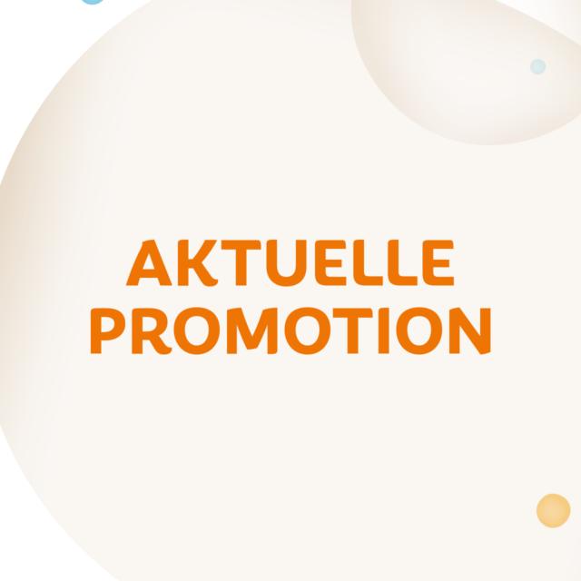 Aktuelle Promotion